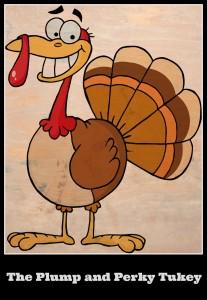 plump turkey