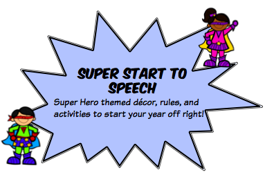 Super Start to Speech! — Super Power Speech