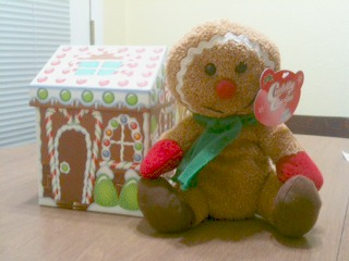Baby, Baby….Gingerbread Baby