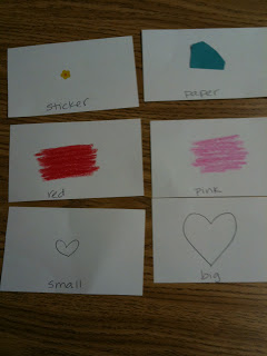 Valentine's Art with AAC