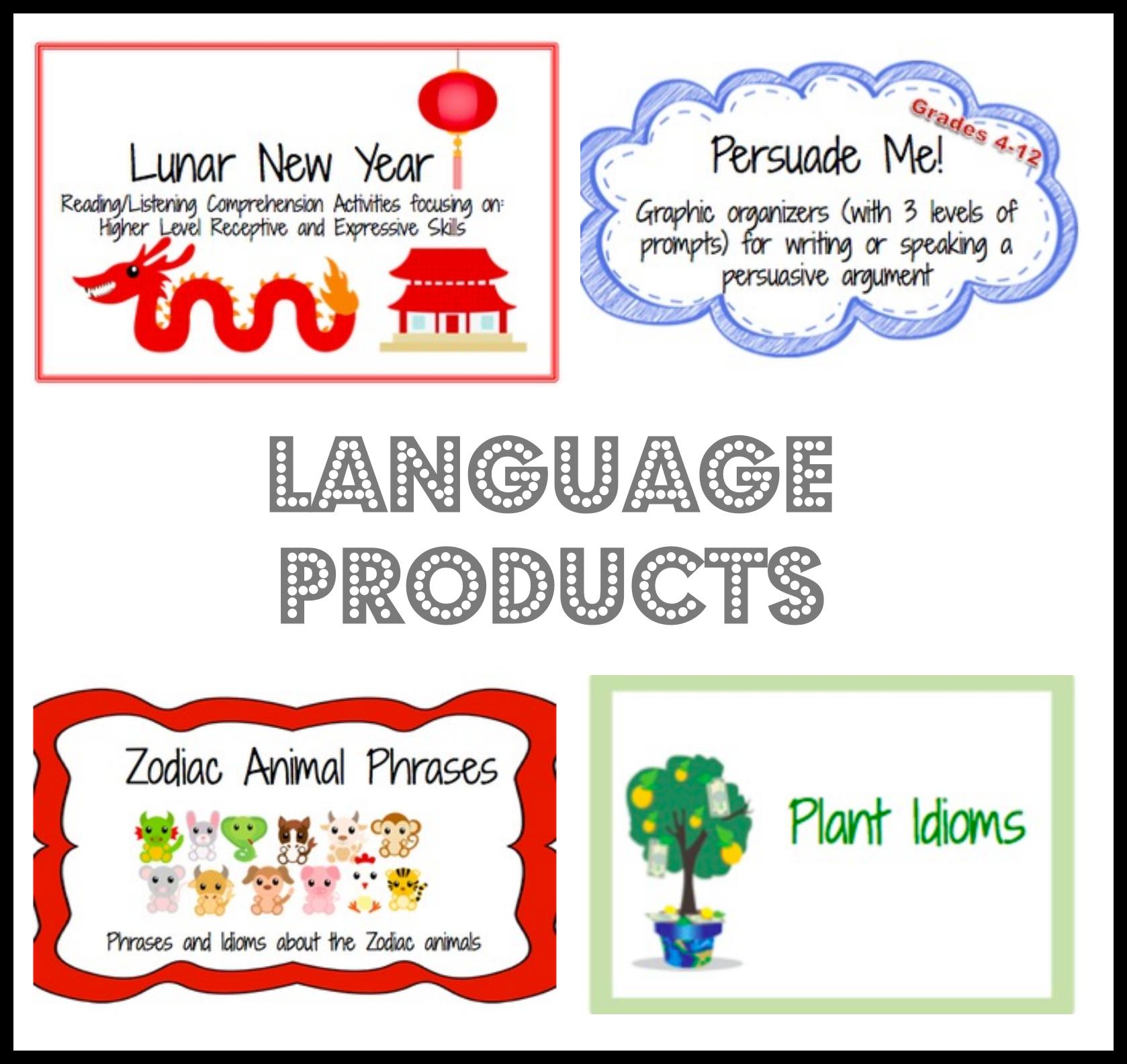 language Collage