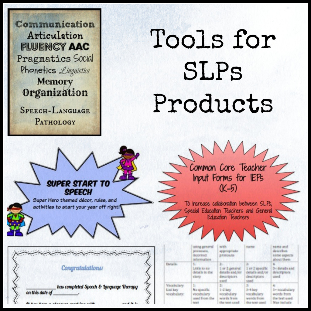 tolls for slps Collage