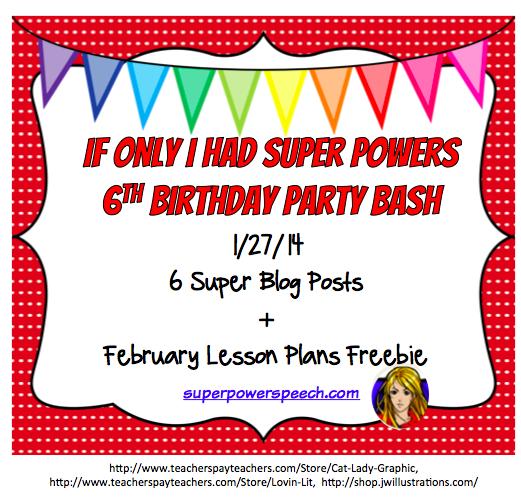 Blog Birthday Day 2: 6 Super Blog Posts