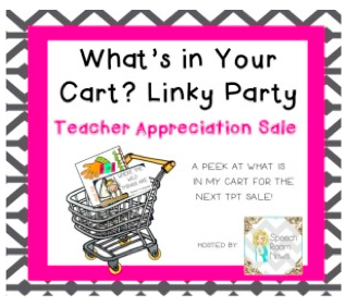 What's in Your Cart? May Sale!