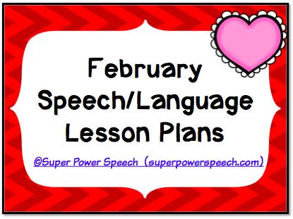 February Lesson Plans 2015