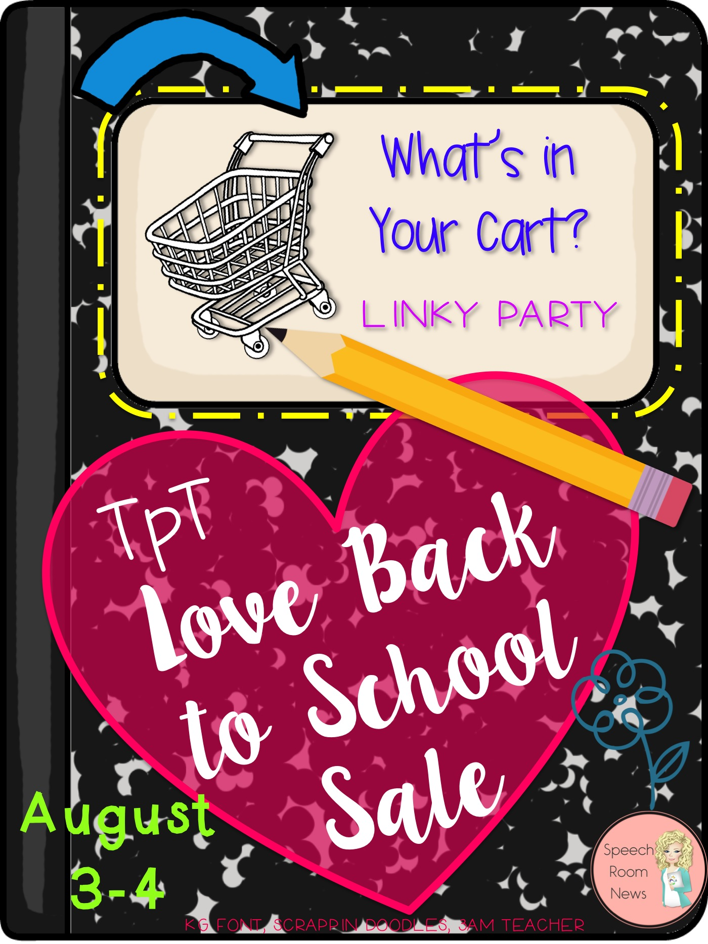 What's In My Cart? Back to School Sale!
