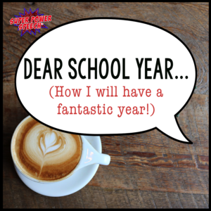 Ideas on how you can have the very best school year ever!