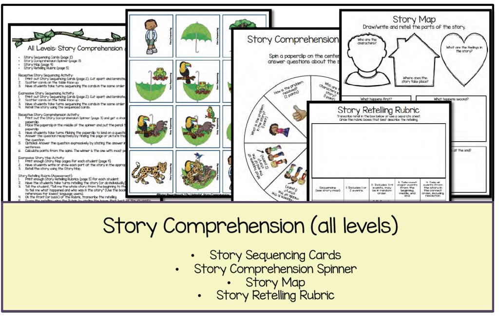 story comp