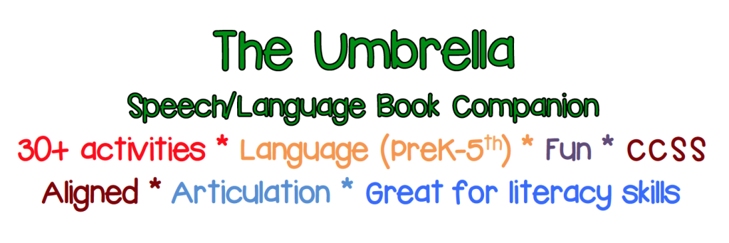umbrella summary
