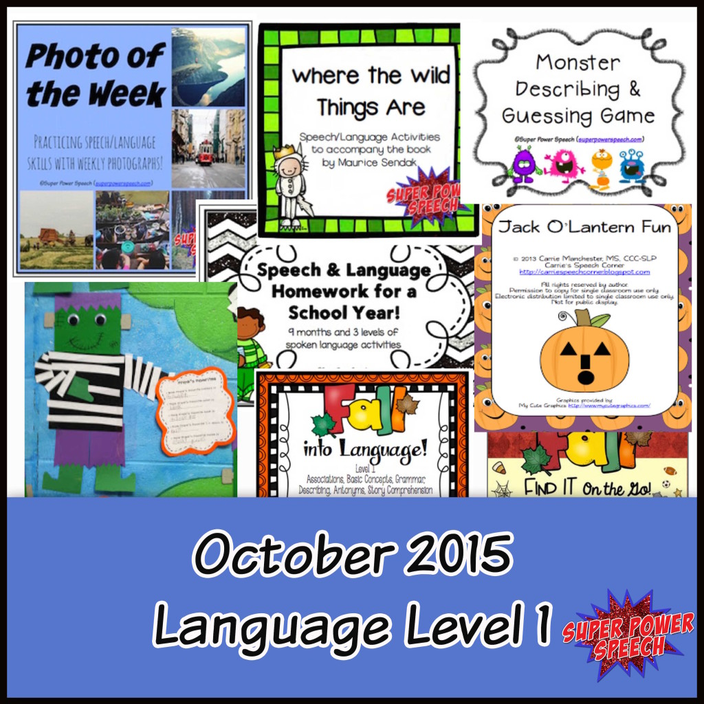 October Level 1