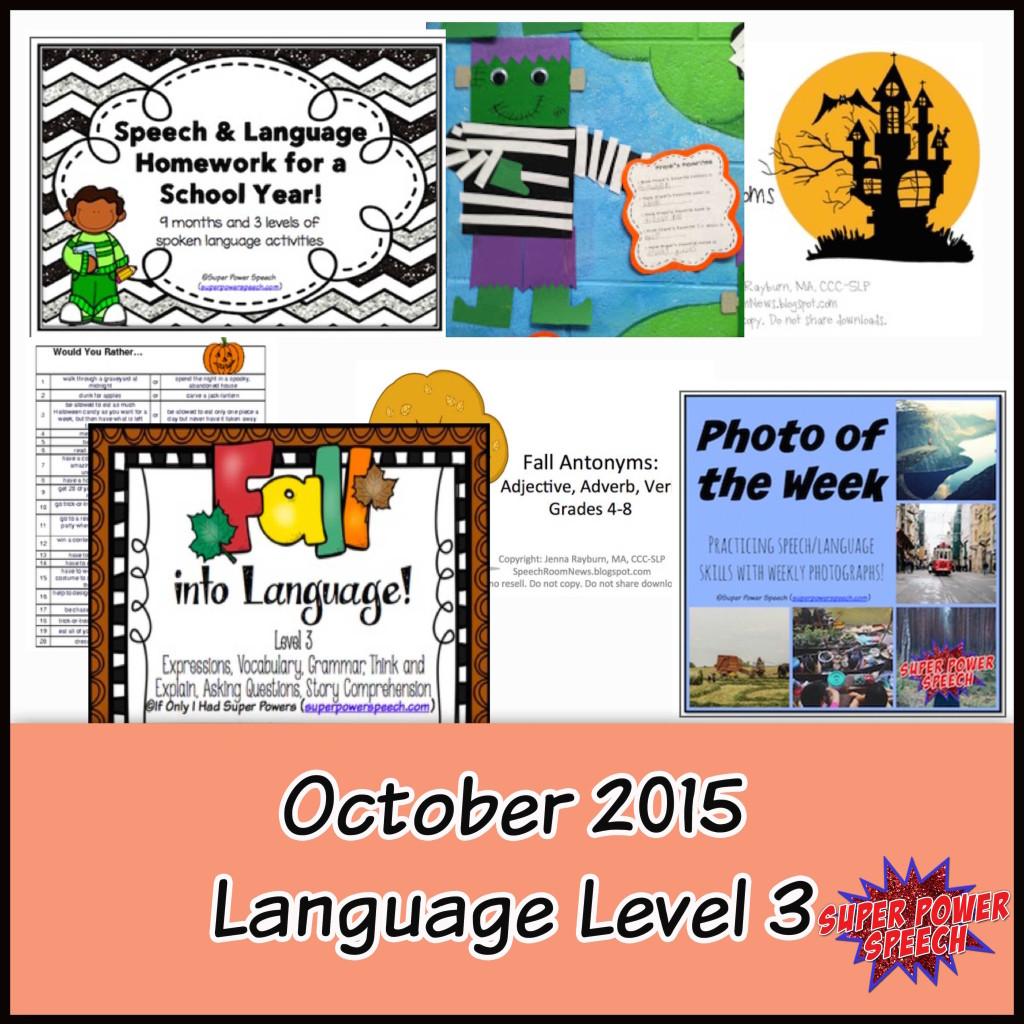 October Level 3