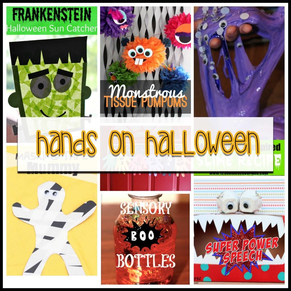 hands on halloween