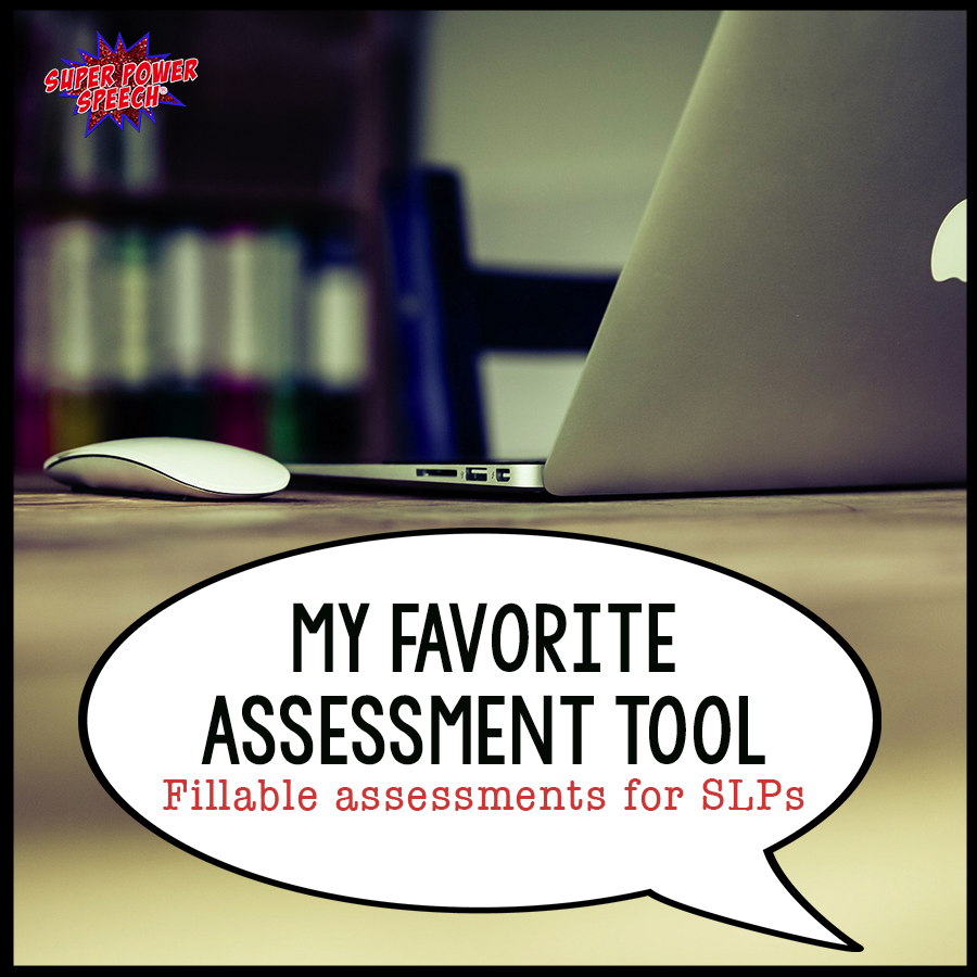I love fillable assessments! Check out why they are awesome with this post.