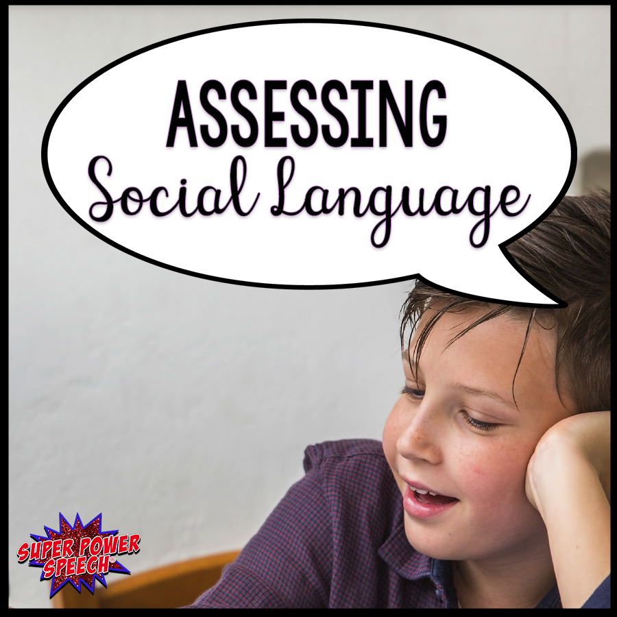 How do you even know where to start with social language?