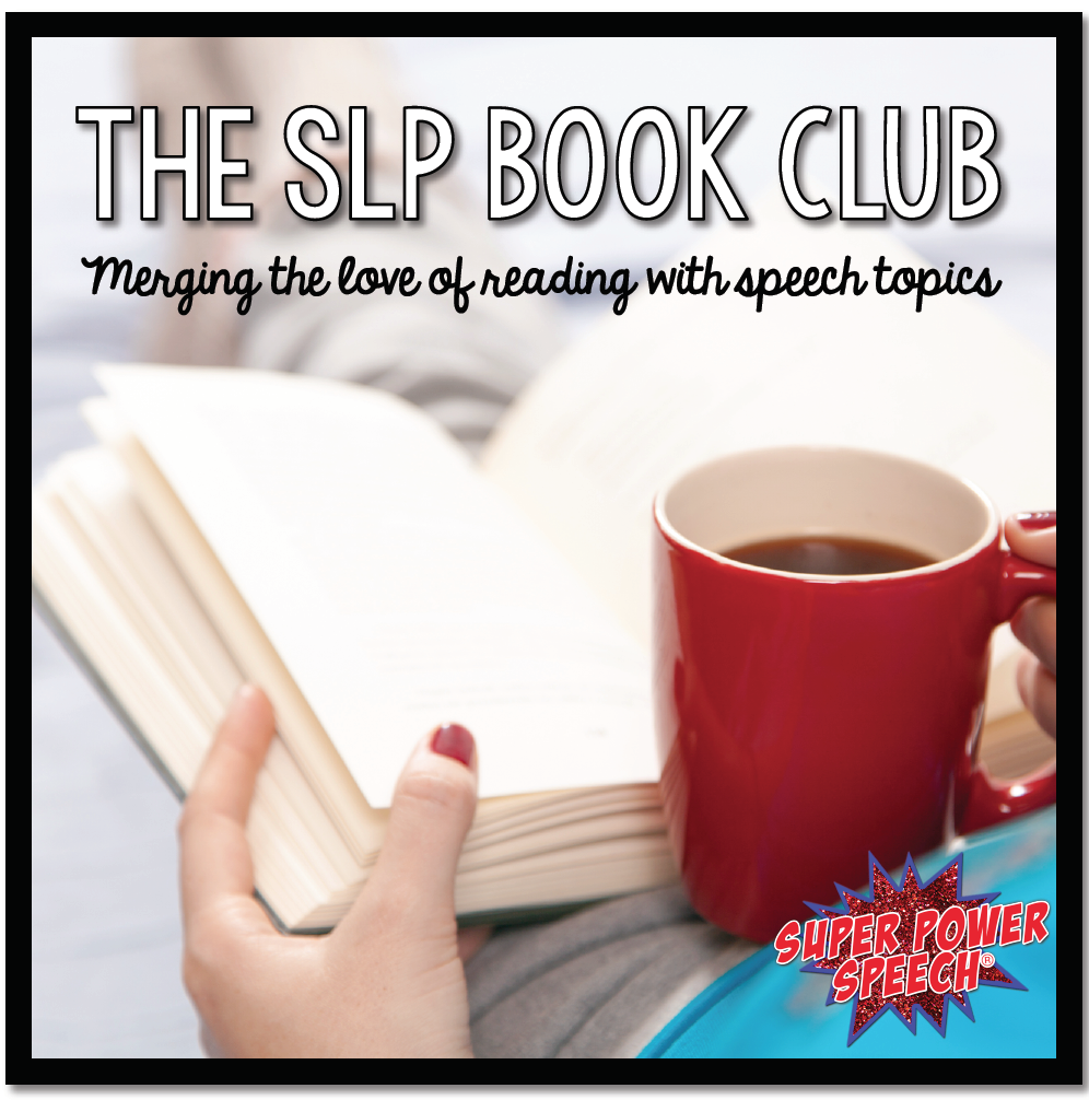 The SLP Book Club- Join Today!