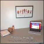 January Monthly Wrap Up with Subscriber Freebie!