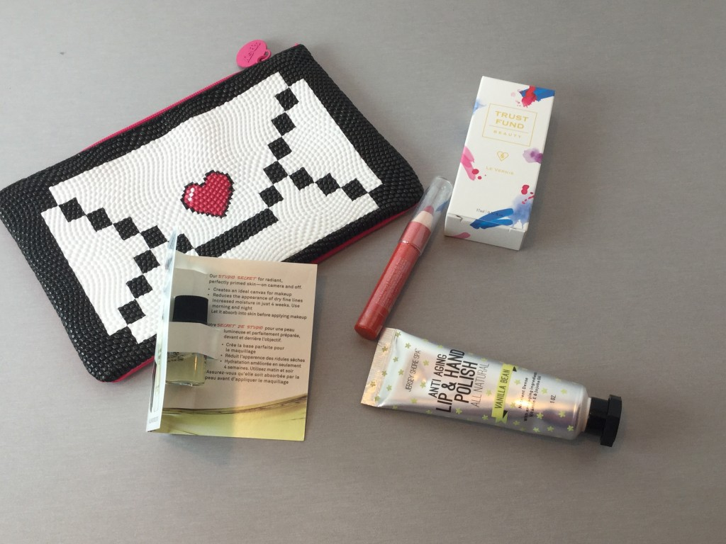 Trying out ipsy in my attempt to look gorgeous
