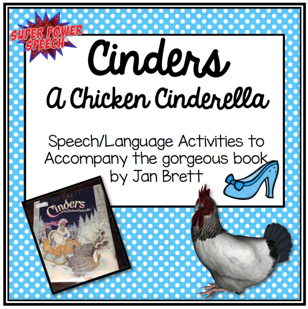 Cinders SLP Book Companion