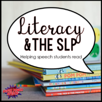 Literacy and the SLP