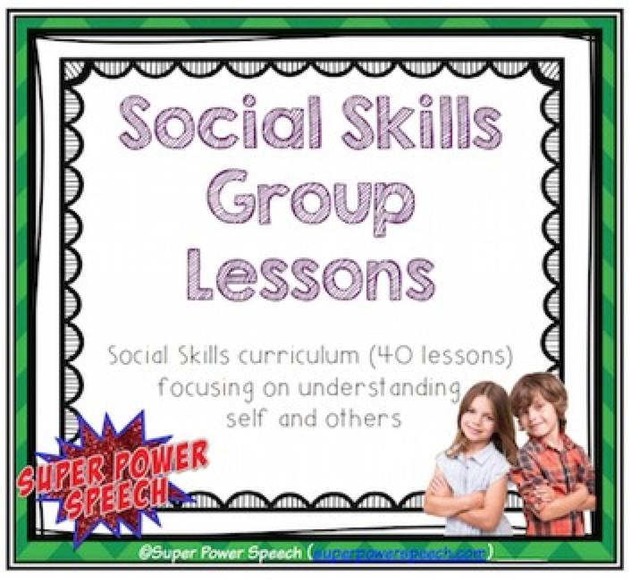 Social Skills Group Lessons