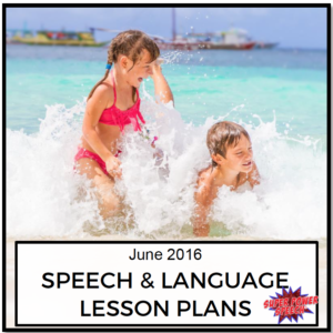 Complete your year with a splash with these FREE lesson plans!