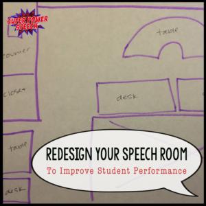 Redesign Your Speech Room Header