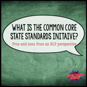 What is the common core state standards