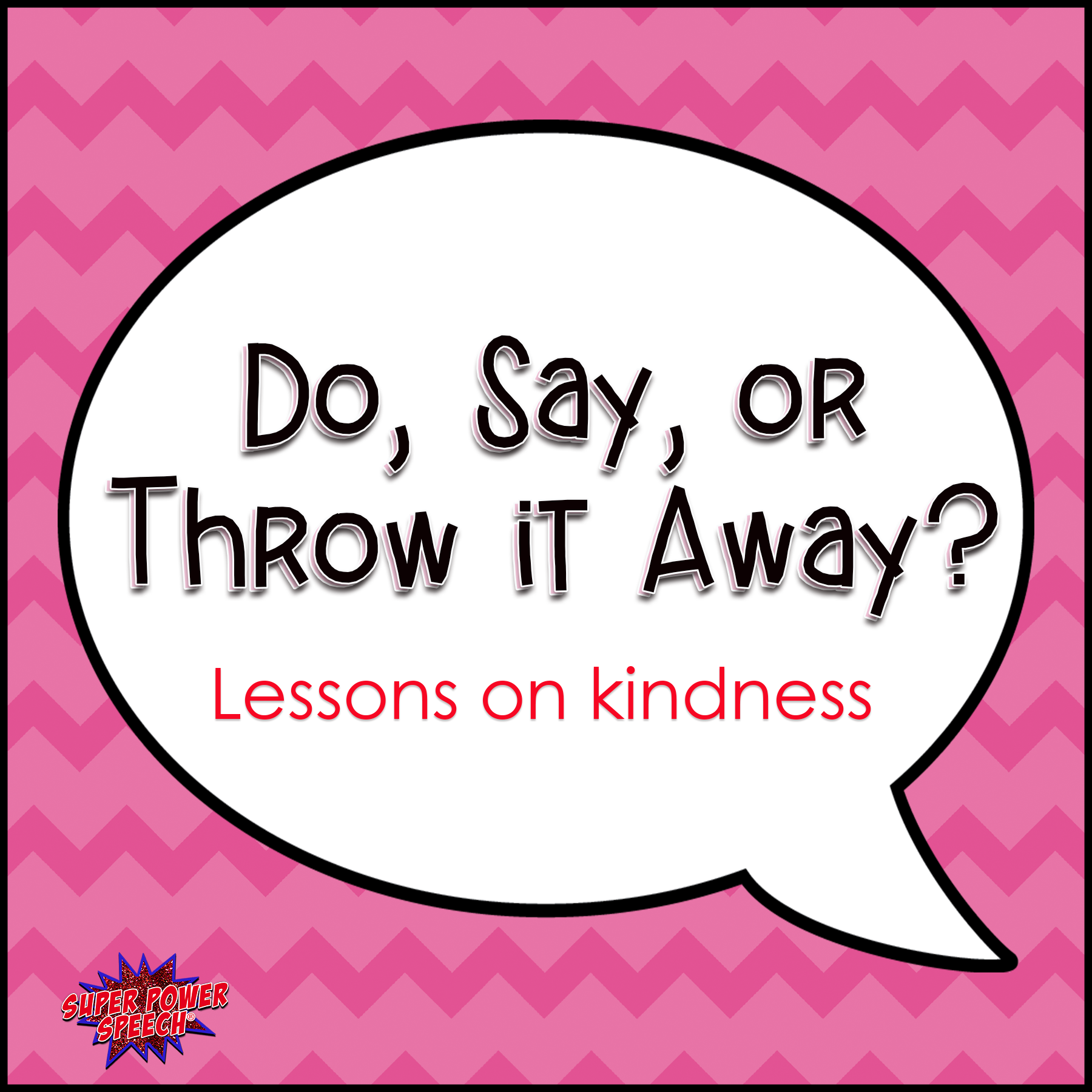 Free kindness resource for email subscribers!