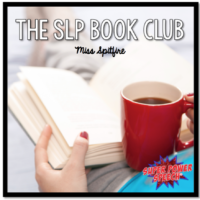 SLP Book Club: Miss Spitfire