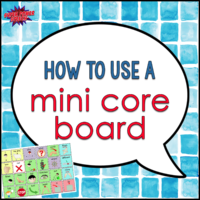How to use a mini core board