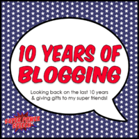 10 Years of Blogging!