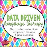 Data Driven Language Therapy